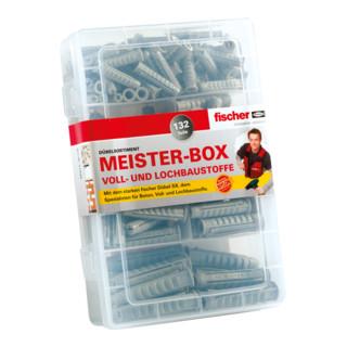 Fischer Meister-Box mit Dübel SX