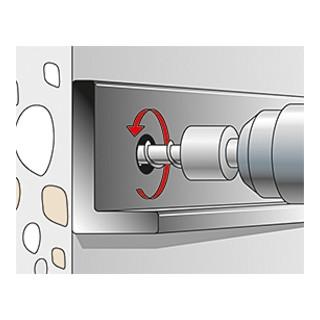 fischer Ultracut Betonschraube FBS II Anschlussmuffe