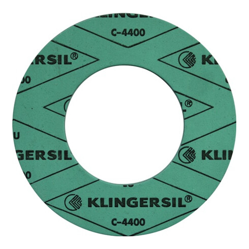 Flachdichtring KLINGERsil® C-4400 DIN2690 Abm.182x141x2 ND PN 6