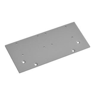 Flachplatte f.TS 73/83 V silber DORMA