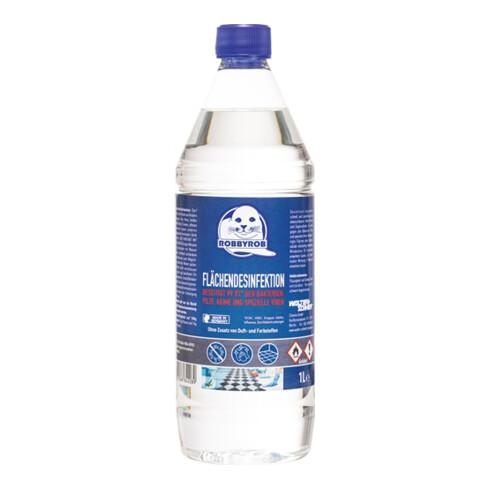 Flächendesinfektionsmittel 1l Flasche ROBBYROB