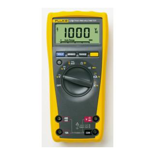 Fluke Digital-Multimeter 179 mit Hintergrundbeleuchtung und Temperaturmessung