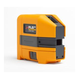 Fluke PLS 3R 3-Punkt-Lasernivelliergerät, rot