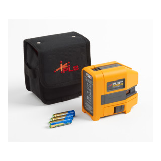 Fluke PLS 5R 5-Punkt-Lasernivelliergerät, rot