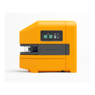 Fluke PLS 6G Kreuzlinien-/Punkt-Lasernivelliergerät, grün