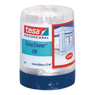 Folienband Easy Cover® 4369 UV L.14m B.550mm Rl.TESA