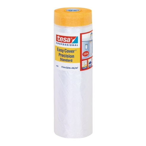 Folienband Easy Cover® 4402 Präzision Stand.L.17m B.2600mm Rl.TESA