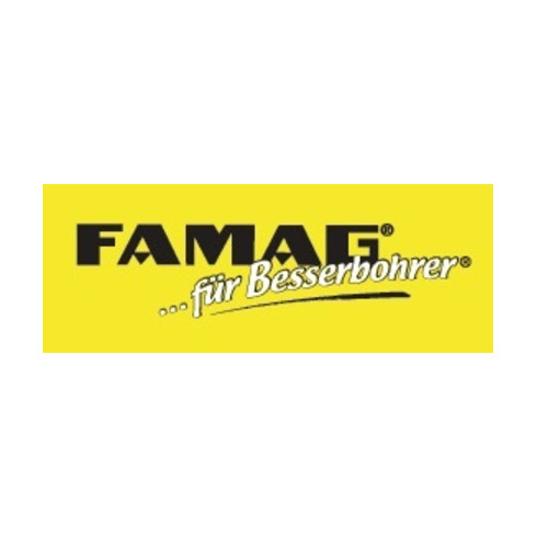 Forstnerbohrer Bormax-HM FAMAG 90 mm