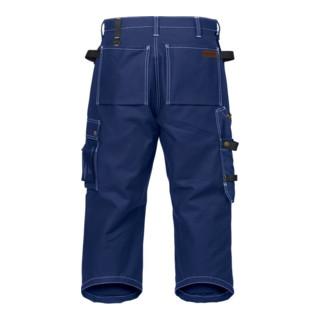 Fristads 3/4 Handwerkerhose 283 FAS Blau (Herren)