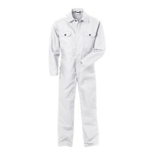 Fristads Baumwoll-Overall 875 NAS Weiß (Herren) Weiß