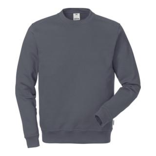 Fristads Baumwoll-Sweatshirt 7016 SMC Grau (Herren)