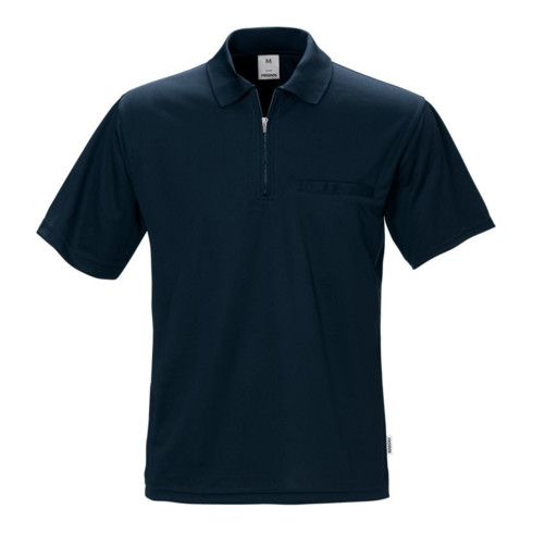 Fristads Coolmax Poloshirt 718 PF Dunkelblau (Herren)