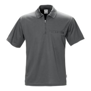 Fristads Coolmax Poloshirt 718 PF Grau (Herren)