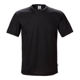 Fristads Coolmax T-Shirt 918 PF Schwarz (Herren)
