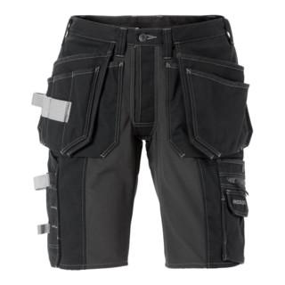 Fristads Damen Stretch-Shorts 2527 CYD Schwarz (Damen)