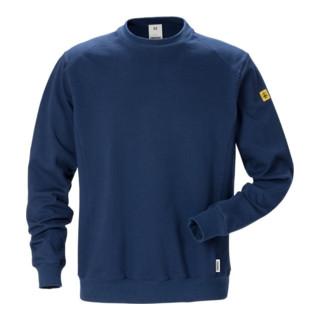 Fristads ESD Sweatshirt 7083 XSM Dunkelblau (Herren)