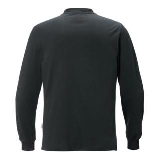 Fristads ESD T-Shirt Langarm 7082 XTM Schwarz (Herren)