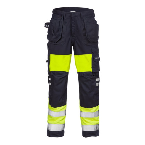 Fristads Flamestat High Vis Handwerkerhose Damen Kl. 1 2777 ATHS (Damen)