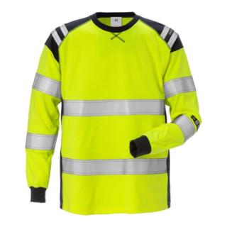 Fristads Flamestat High Vis T-Shirt, la Kl. 3 7077 TFLH (Herren)