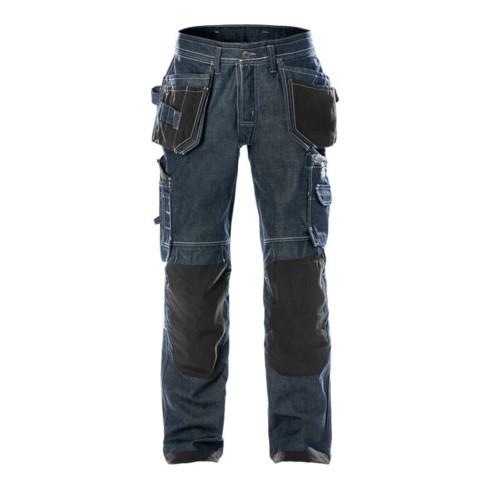Fristads Handwerker-Jeans 229 DY Blau (Herren)