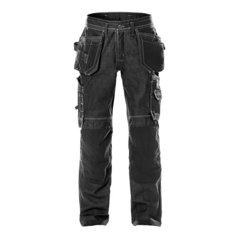 Fristads Handwerker-Jeans 229 DY Schwarz (Herren)