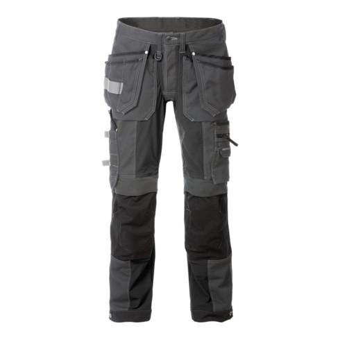 Fristads Handwerker Stretch-Hose 2530 CYD Grau (Herren)