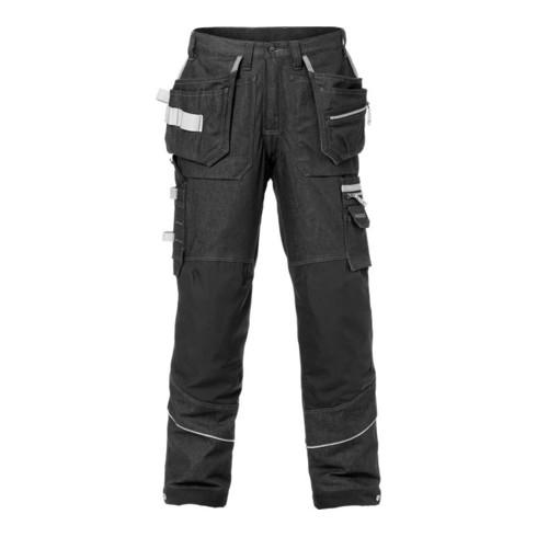 Fristads Handwerker Stretch-Jeans 2131 DCS Schwarz (Herren)