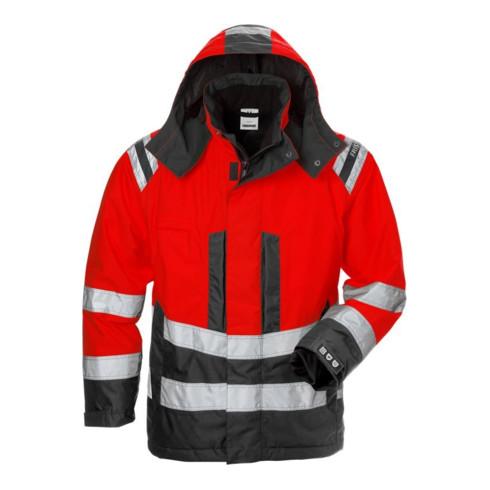 Fristads High Vis Airtech Winterjacke Damen Kl. 3 4037 GTT Rot (Damen)