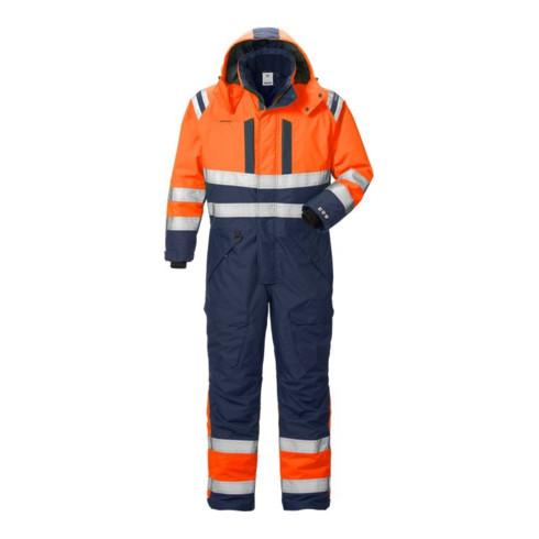 Fristads High Vis Airtech Winteroverall Kl. 3 8015 GTT Orange (Herren)