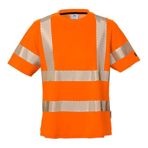 Fristads High Vis Damen-T-Shirt, Kl. 2 7458 THV Orange (Damen)