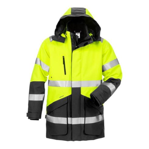 Fristads High Vis GORE-TEX Winterparka Kl.3 4989 GXB Gelb (Herren)