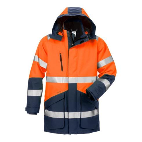 Fristads High Vis GORE-TEX Winterparka Kl.3 4989 GXB Orange (Herren)