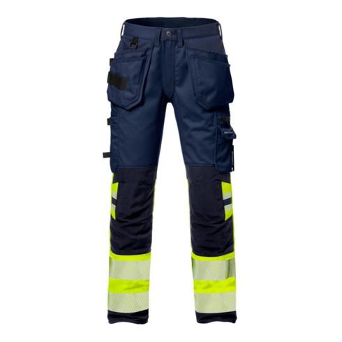Fristads High Vis Handwerker Stretch-Hose Damen Kl. 1 2709 PLU (Damen)