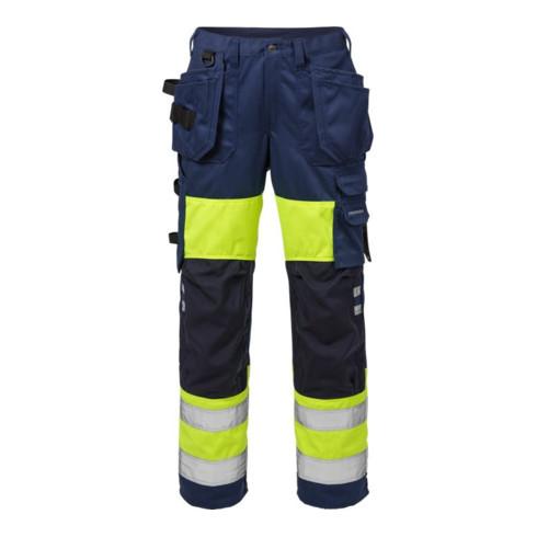 Fristads High Vis Handwerkerhose Damen Kl. 1 2129 PLU (Damen)