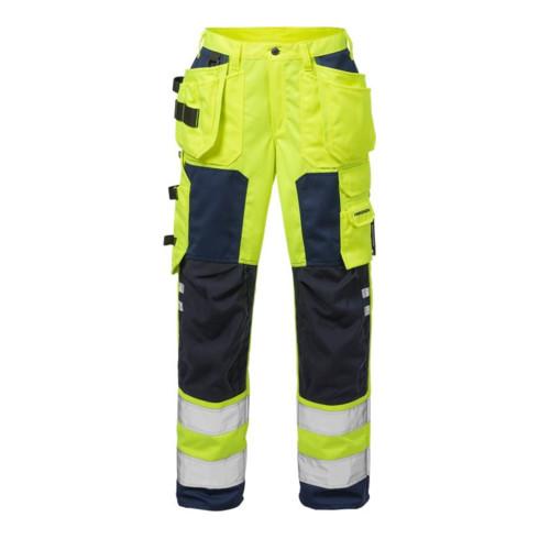 Fristads High Vis Handwerkerhose Damen Kl. 2 2125 PLU (Damen)