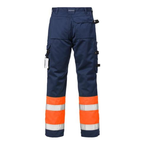 Fristads High Vis Handwerkerhose Kl. 1 2029 PLU Orange (Herren)