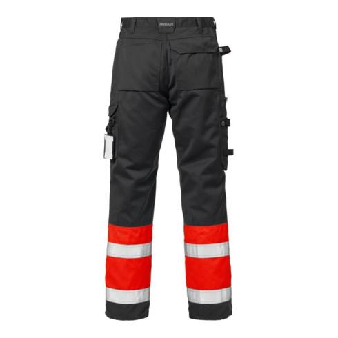 Fristads High Vis Handwerkerhose Kl. 1 2029 PLU Rot (Herren)