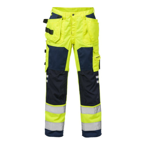 Fristads High Vis Handwerkerhose Kl. 2 2025 PLU (Herren)