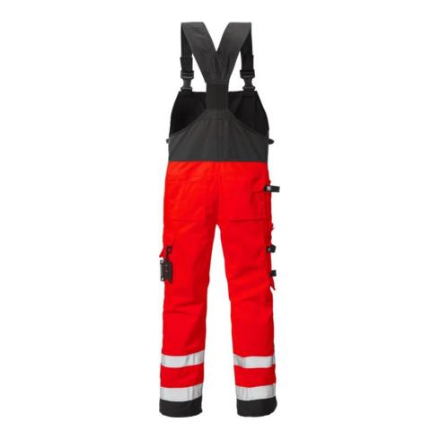 Fristads High Vis Handwerkerlatzhose Kl. 2 1014 PLU Rot (Herren)
