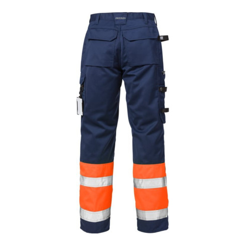 Fristads High Vis Hose Kl. 1 2032 PLU Orange (Herren)