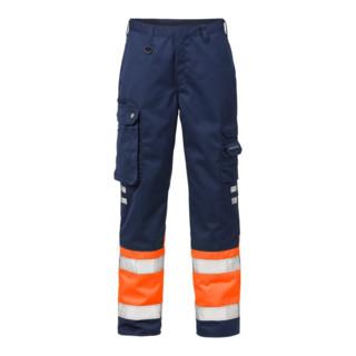 Fristads High Vis Hose Kl. 1 213 PLU Orange (Herren)