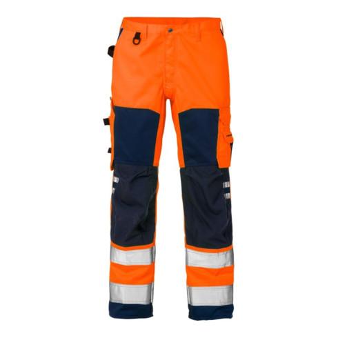 Fristads High Vis Hose Kl. 2 2026 PLU Orange (Herren)