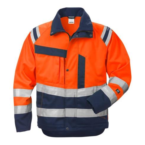 Fristads High Vis Jacke Damen Kl. 3 4129 PLU Orange (Damen)