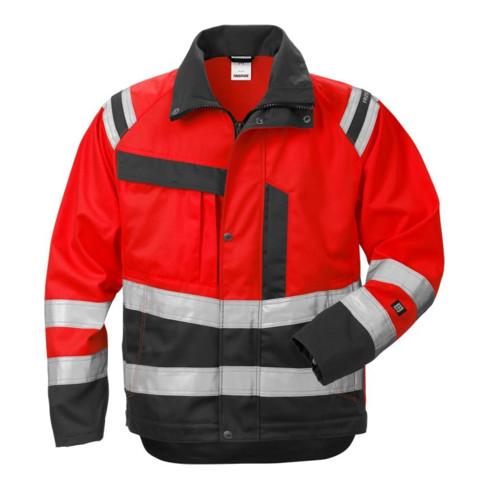 Fristads High Vis Jacke Damen Kl. 3 4129 PLU Rot (Damen)