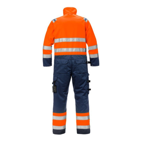 Fristads High Vis Overall Kl. 3 8026 PLU Orange (Herren)