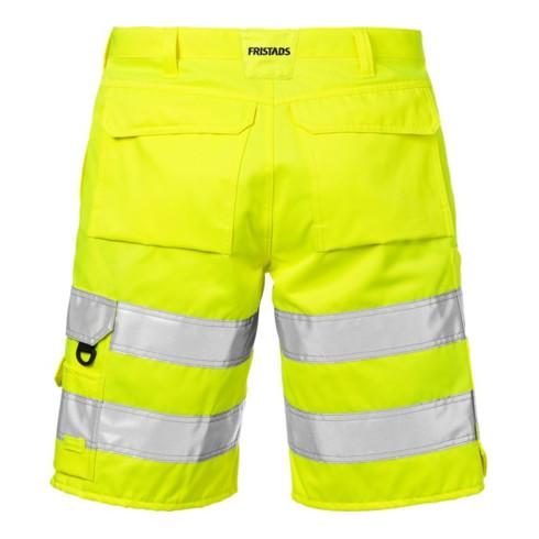 Fristads High Vis Shorts Kl. 2 2528 THL Gelb (Herren)