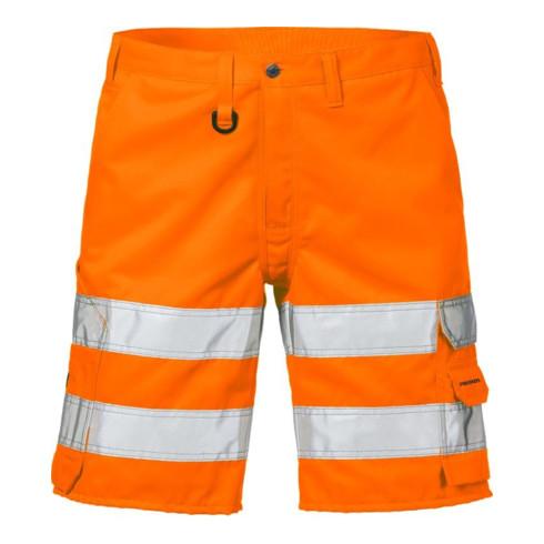 Fristads High Vis Shorts Kl. 2 2528 THL Orange (Herren)