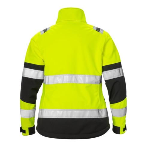 Fristads High Vis Softshell-Jacke Damen Kl. 2 4183 WYH Gelb (Damen)