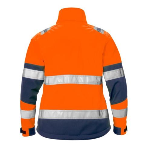 Fristads High Vis Softshell-Jacke Damen Kl. 2 4183 WYH Orange (Damen)