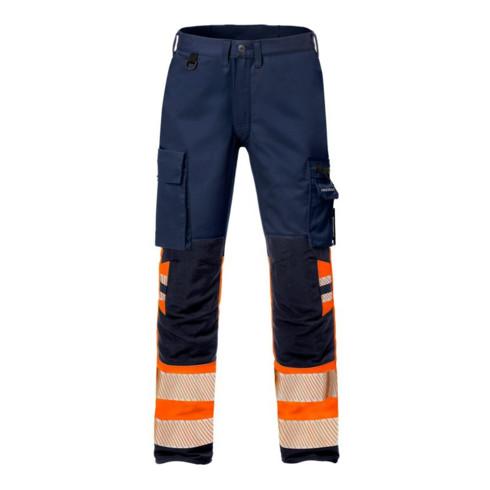 Fristads High Vis Stretch-Hose Damen Kl. 1 2708 PLU Orange (Damen)